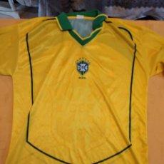 Coleccionismo deportivo: M-31 CAMISETA FUTBOL BRASIL TALLA GRANDE. Lote 252200760