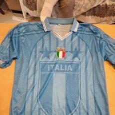Coleccionismo deportivo: M-31 CAMISETA FUTBOL ITALIA DOIL SPORT TALLA GRANDE. Lote 252201415