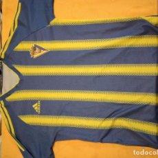 Coleccionismo deportivo: M-31 CAMISETA FUTBOL CADIZ FC ADIDAS TALLA MEDIANA. Lote 252202940