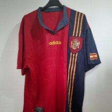 Coleccionismo deportivo: CAMISETA SELECCION ESPAÑOLA AÑO 1996. Lote 252671525
