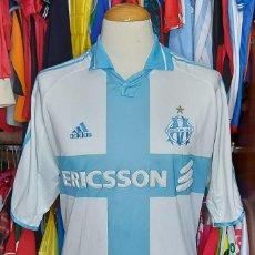 Coleccionismo deportivo: OLYMPIQUE MARSELLA 2000-2001 HOME CAMISETA FUTBOL ERICSSON. Lote 252940110