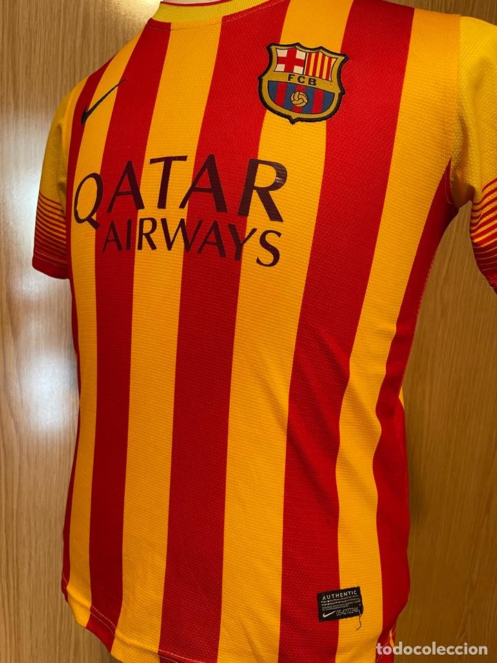 Coleccionismo deportivo: Camiseta fc Barcelona talle XS - Foto 2 - 253571930