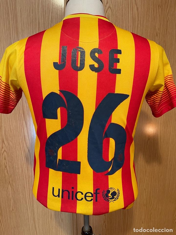 Coleccionismo deportivo: Camiseta fc Barcelona talle XS - Foto 3 - 253571930