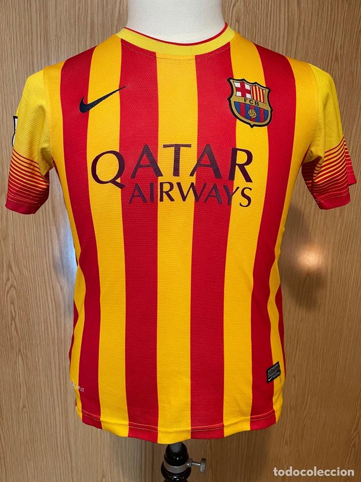 CAMISETA FC BARCELONA TALLE XS (Coleccionismo Deportivo - Ropa y Complementos - Camisetas de Fútbol)