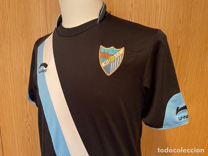 Coleccionismo deportivo: Camiseta suplente del Malaga talle L - Foto 2 - 253572210