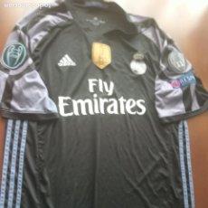 Coleccionismo deportivo: REAL MADRID CHAMIONS LEAGUE XXL CAMISETA SHIRT FOOTBALL TRIKOT FUTBOL. Lote 253989625