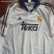 Coleccionismo deportivo: REAL MADRID TEKA XL CAMISETA SHIRT FOOTBALL TRIKOT FUTBOL. Lote 253991925