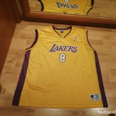 Coleccionismo deportivo: KOBE BRYANT LEGEND LAKERS XXL NBA CAMISETA BASKET BASQUET SHIRT. Lote 254102345