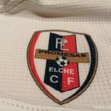 Coleccionismo deportivo: ORIGINAL | FUTBOL | TALLA XS| ELCHE CF PROMESAS MATCH WORN. Lote 254106410