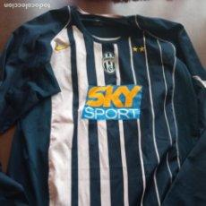 Coleccionismo deportivo: JUVENTUS FC XL LONG SLEEVE XL CAMISETA FUTBOL FOOTBALL SHIRT. Lote 254314915
