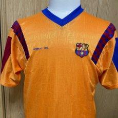 Coleccionismo deportivo: FC BARCELONA 1992 WEMBLEY TALLE L. Lote 257339115