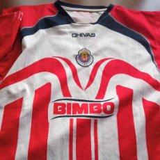 Collezionismo sportivo: CHIVAS MEXICO XL CAMISETA FUTBOL FOOTBALL SHIRT. Lote 259871710
