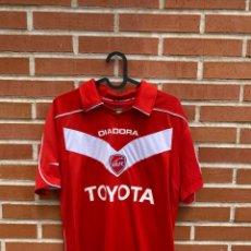Coleccionismo deportivo: CAMISETA FÚTBOL ORIGINAL/OFICIAL VALENCIENNES 2008-2009. Lote 260328780