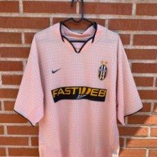 Coleccionismo deportivo: CAMISETA FÚTBOL ORIGINAL/OFICIAL JUVENTUS 2003-2004. Lote 260328880