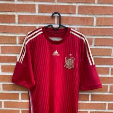 Coleccionismo deportivo: CAMISETA FÚTBOL ORIGINAL/OFICIAL ESPAÑA 2014. Lote 260329665