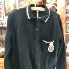 Coleccionismo deportivo: ANTIGUO JERSEY CAMISETA DE ARBITRO - FEDERACION ESPAÑOLA DE FUTBOL - AÑOS 60/70. Lote 260702145