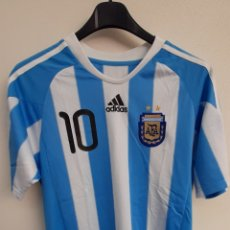 Coleccionismo deportivo: CAMISETA SELECCION ARGENTINA. Lote 261235580