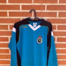 Coleccionismo deportivo: CAMISETA FUTBOL ORIGINAL RACING SANTANDER 2006-2007. Lote 261519575