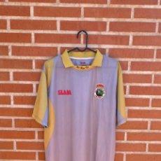 Coleccionismo deportivo: CAMISETA FUTBOL ORIGINAL/OFICIAL RACING SANTANDER 2009-2010. Lote 261553960