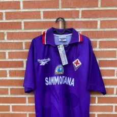 Coleccionismo deportivo: CAMISETA FUTBOL ORIGINAL/OFICIAL FIORENTINA 1995-1997. Lote 261622895