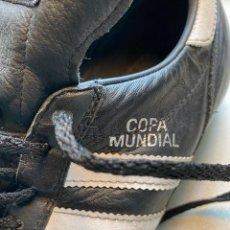 Coleccionismo deportivo: BOTAS ADIDAS COPA MUNDIAL EN BUEN ESTADO, VER FOTOS (3,33 ENVÍO CERTIFICADO). Lote 261806370