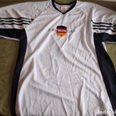 Coleccionismo deportivo: G-76 CAMISETA DE FUTBOL ALEMANIA EURO 2004 TALLA S. Lote 261845390
