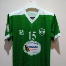 Coleccionismo deportivo: CAMISETA CASA MATCHWORN BRAYATI FC IRAK 2021 DORSAL 15 TALLA XL. Lote 261895580
