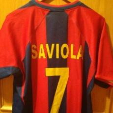 Coleccionismo deportivo: CAMISETA FC BARCELONA L —ACEPTO OFERTAS—. Lote 261958735