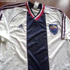 Collectionnisme sportif: JUGOSLAVIJA YUGOSLAVIA CAMISETA FUTBOL FOOTBALL SHIRT XL. Lote 262045550