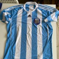 Collezionismo sportivo: CAMISETA SELECCIÓN ARGENTINA ADIDAS, BUEN ESTADO, VER FOTOS(3'33 ENVÍO CERTIFICADO). Lote 262542830