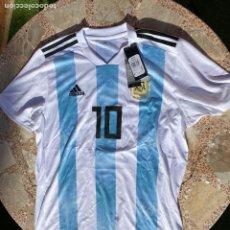 Coleccionismo deportivo: CAMISETA ARGENTINA ADIDAS NUEVA A ESTRENAR VER FOTOS (3,33 ENVÍO CERTIFICADO). Lote 262770820