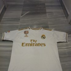Coleccionismo deportivo: CAMISETA DEPORTIVA ADIDAS REAL MADRID. Lote 262947065