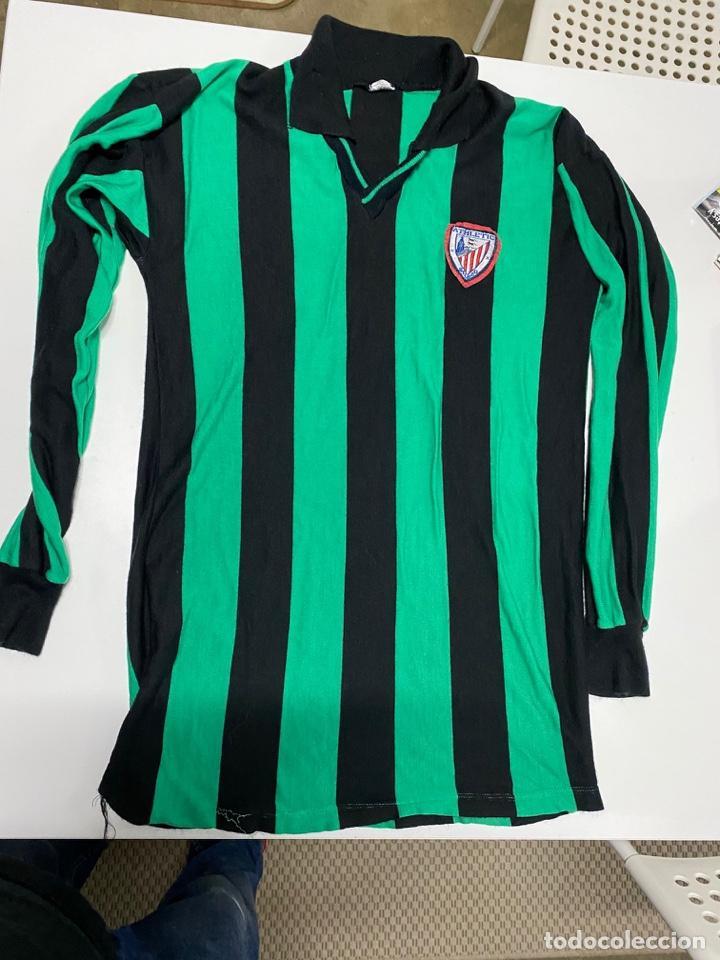 CAMISETA SESTAO, VER FOTOS (3,33 ENVÍO CERTIFICADO) (Coleccionismo Deportivo - Ropa y Complementos - Camisetas de Fútbol)