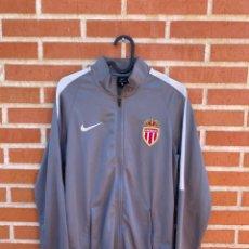 Coleccionismo deportivo: CHAQUETA FUTBOL ORIGINAL/OFICIAL MONACO. Lote 268040939