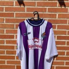 Coleccionismo deportivo: CAMISETA FUTBOL ORIGINAL/OFICIAL VALLADOLID 1999-2000. Lote 268041629
