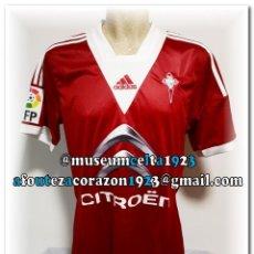 Coleccionismo deportivo: 3 CAMISETAS ORIGINALES CELTA DE VIGO. Lote 268871564