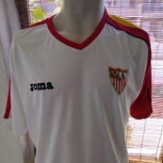 Coleccionismo deportivo: CAMISETA FUTBOL SEVILLA. Lote 268931324
