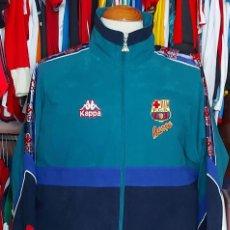 Coleccionismo deportivo: CHANDAL F.C BARCELONA 90S KAPPA COMPLETO. Lote 268951724