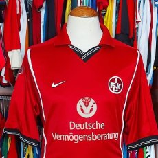Coleccionismo deportivo: 1. FC KAISERSLAUTERN HOME CAMISETA FÚTBOL 1999-2000 NIKE. Lote 268952289