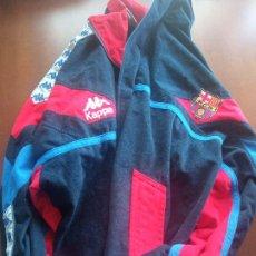 Colecionismo desportivo: KAPPA FC BARCELONA (HEBILLA ARREGLAR) XXL CAMISETA FUTBOL FOOTBALL SHIRT. Lote 271001793