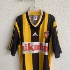 Coleccionismo deportivo: CAMISETA VISITANTE REAL ZARAGOZA 1997-1998. Lote 271584338