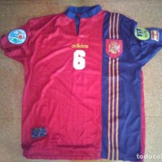 Coleccionismo deportivo: ESPAÑA EUROCOPA 1996. HIERRO. Lote 271655963