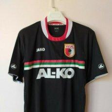 Coleccionismo deportivo: CAMISETA OFICIAL VERSION PLAYER FC AUGSBURG DE ALEMANIA 2012. TALLA L. Lote 271702863