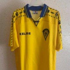 Colecionismo desportivo: CAMISETA CADIZ 1996-1997 - PRIMERA EQUIPACION. Lote 272225963