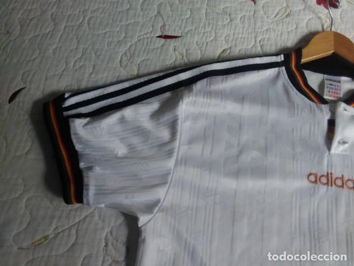 Coleccionismo deportivo: Camiseta oficial de la selección alemana, Alemania - Foto 2 - 274314818