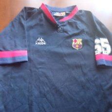 Coleccionismo deportivo: FC BARCELONA RUGBY KAPPA VERY RARE VERSION XL MATCH WORN CAMISETA FUTBOL FOOTBALL SHIRT. Lote 274346873