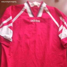 Colecionismo desportivo: VINTAGE ADIDAS L CAMISETA SHIRT FUTBOL FOOTBALL. Lote 275223968