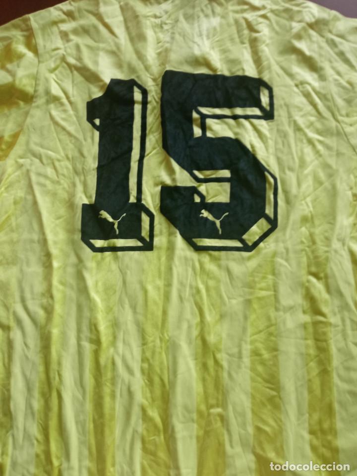 Coleccionismo deportivo: Eschborn Vintage Deutschland PUMA 1980 L trikot fussball Retro camiseta shirt FUTBOL FOOTBALL - Foto 3 - 275229603