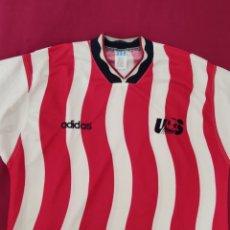 Coleccionismo deportivo: CAMISETA ADIDAS SELECCIÓN USA - MUNDIAL 1994 - 100% ORIGINAL. Lote 275573243