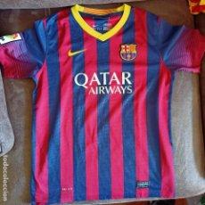 Coleccionismo deportivo: BARCA NIKE FC BARCELONA TALLA L 12 13 AÑOS. Lote 276035188